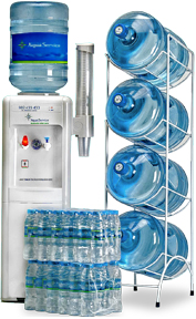 Dispensador De Agua Agua A Domicilio Fuentes De Agua Agua Embotellada Dispensadores De Agua